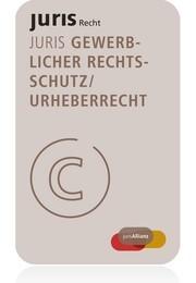 juris PartnerModul Gewerblicher Rechtsschutz / Urheberrecht • Jahresabonnement, 2013 (Cover)