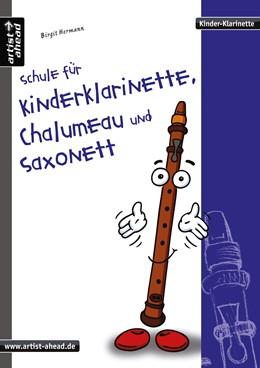Abbildung von Hermann | Schule für Kinderklarinette, Chalumeau und Saxonett | 2019 | Die erste Schule speziell für ...