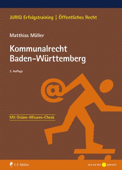 Kommunalrecht Baden-Württemberg | Müller | 3., neu bearbeitete Auflage, 2014 | Buch (Cover)