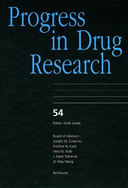 Abbildung von Progress in Drug Research | 2012