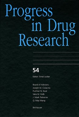 Abbildung von Progress in Drug Research | 2012 | 54