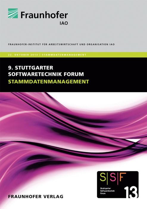 Stammdatenmanagement | / Spath / Weisbecker / Engelbach, 2013 | Buch (Cover)