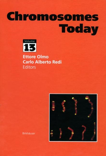 Chromosomes Today | Olmo / Redi, 2012 | Buch (Cover)
