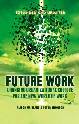 Abbildung von Maitland / Thomson | Future Work (Expanded and Updated) | 2nd ed. 2014 | 2014 | Changing organizational cultur...