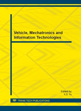 Abbildung von Yu | Vehicle, Mechatronics and Information Technologies | 2013 | Selected, peer reviewed papers... | Volumes 380-384