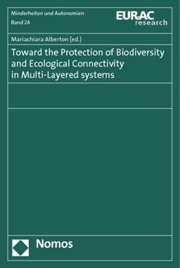 Abbildung von Alberton | Toward the Protection of Biodiversity and Ecological Connectivity in Multi-Layered Systems | 1. Auflage | 2013 | beck-shop.de
