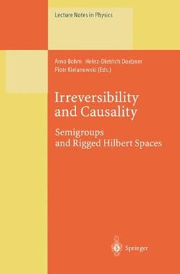 Abbildung von Bohm / Doebner / Kielanowski   Irreversibility and Causality   2013   Semigroups and Rigged Hilbert ...   504