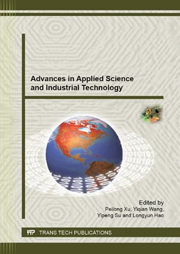 Abbildung von Xu / Wang / Su / Hao | Advances in Applied Science and Industrial Technology | 2013 | Selected, peer reviewed papers... | Volumes 798-799