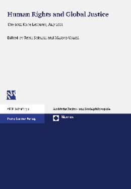 Abbildung von Sakurai / Usami | Human Rights and Global Justice | 2014 | The 10th Kobe Lectures, July 2... | 139