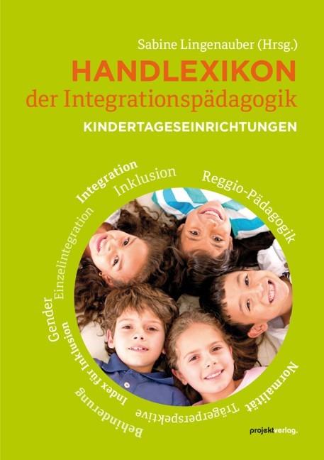 Handlexikon der Integrationspädagogik | Lingenauber, 2013 | Buch (Cover)