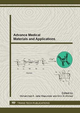 Abbildung von Mazumder / Al-Ahmed | Advance Medical Materials and Applications | 2013 | Special topic volume with invi... | Volume 810