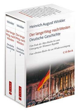 Abbildung von Winkler, Heinrich August | Der lange Weg nach Westen Deutsche Geschichte | 2014 | Bd. 1: Vom Ende des Reiches bi... | 6140