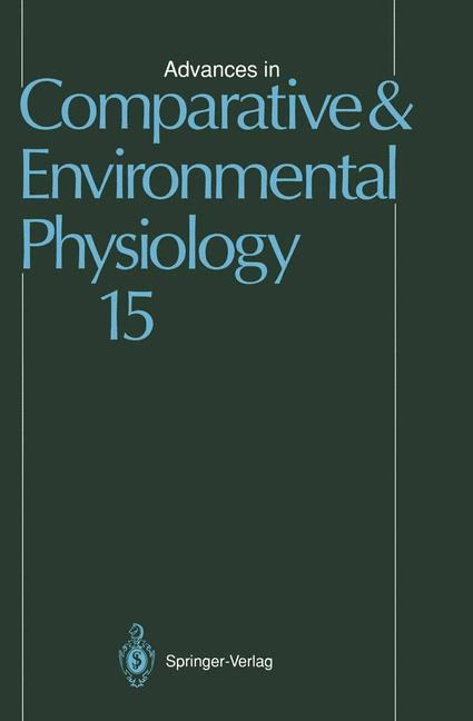 Advances in Comparative and Environmental Physiology, 2013 | Buch (Cover)
