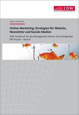 Abbildung von Heßler / Mosebach   IDW Handbuch für das Management kleiner und mittelgroßer WP-Praxen, Band 8: Online-Marketing   2014   IDW Handbuch für das Managemen...   9