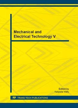 Abbildung von Maity   Mechanical and Electrical Technology V   1. Auflage   2013   Volume 392   beck-shop.de