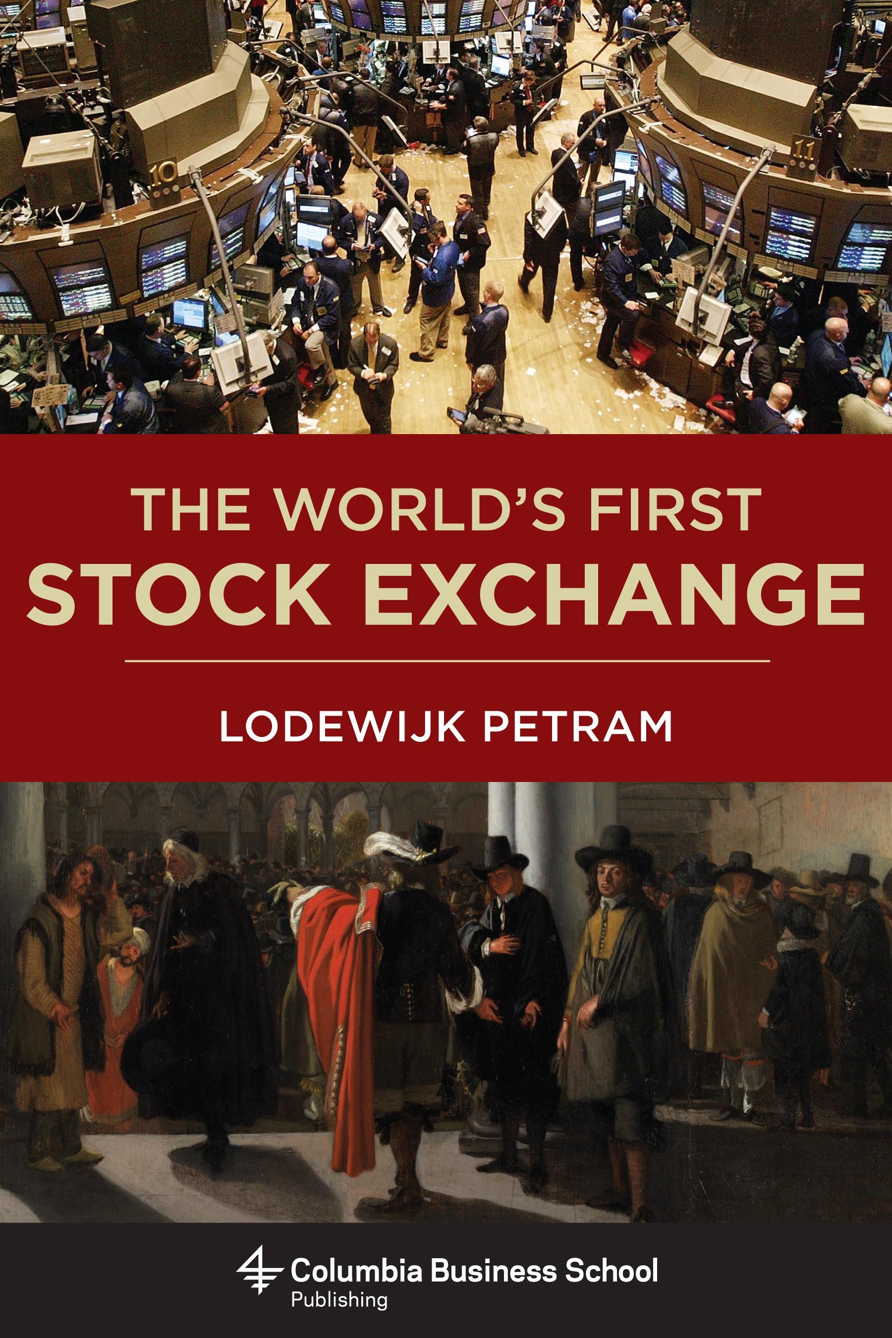 Abbildung von Petram   The World's First Stock Exchange   2014