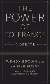 Abbildung von Brown / Di Blasi / Holzhey | The Power of Tolerance | 2014