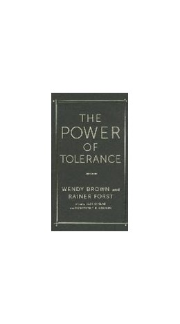 Abbildung von Brown / Di Blasi / Holzhey   The Power of Tolerance   2014   A Debate   44