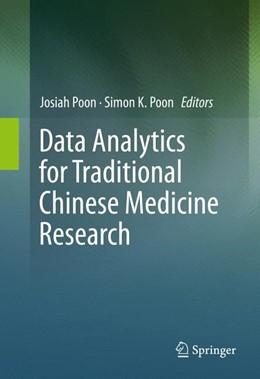Abbildung von Poon / K. Poon | Data Analytics for Traditional Chinese Medicine Research | 2014