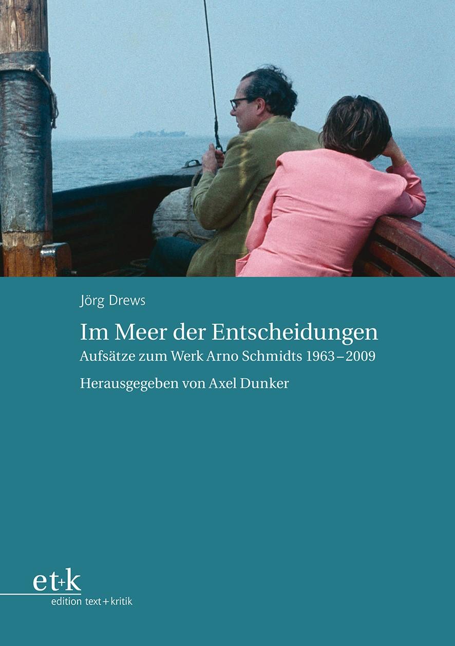 Im Meer der Entscheidungen | Dunker / Drews, 2014 | Buch (Cover)
