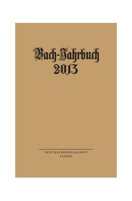 Abbildung von Wollny | Bach-Jahrbuch 2013 | 2014