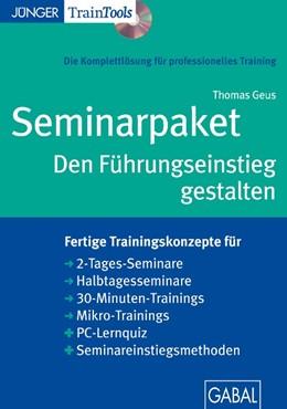 Abbildung von Geus | Seminarpaket Den Führungseinstieg gestalten | 1. Auflage | 2014 | beck-shop.de