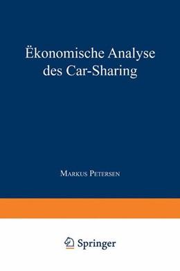 Abbildung von Ökonomische Analyse des Car-Sharing   1995