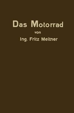 Abbildung von Meitner   Das Motorrad   1929   Aufbau und Arbeitsweise