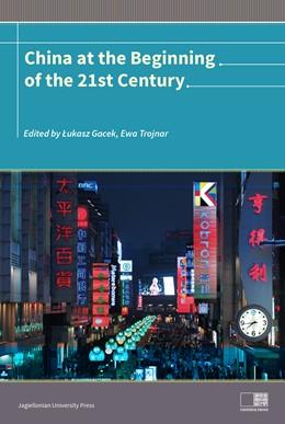 Abbildung von Gacek / Trojnar | China at the Beginning of the Twenty-First Century | 2014