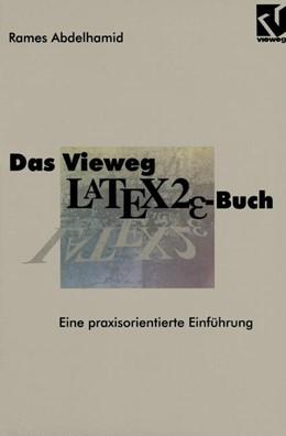 Abbildung von Abdelhamid | Das Vieweg LATEX2e-Buch | 1995 | Eine praxisorientierte Einführ...