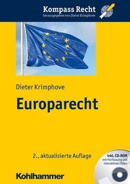 Abbildung von Krimphove | Europarecht | 2. aktualisierte Auflage | 2013
