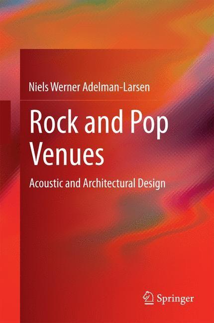 Rock and Pop Venues | Adelman-Larsen, 2014 | Buch (Cover)