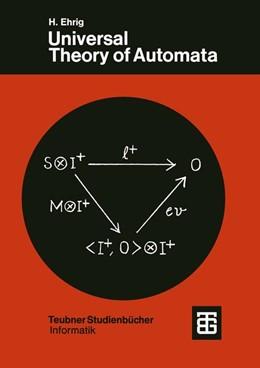 Abbildung von Ehrig / Kiermeier / Kreowski   Universal Theory of Automata   1974   A Categorical Approach