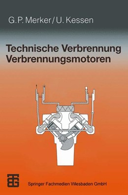 Abbildung von Merker / Kessen | Technische Verbrennung Verbrennungsmotoren | 1999