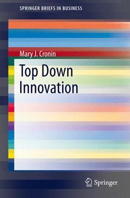 Abbildung von Cronin | Top Down Innovation | 1. Auflage | 2014 | beck-shop.de