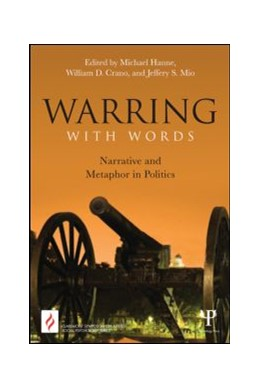 Abbildung von Hanne / Crano / Mio | Warring with Words | 2014 | Narrative and Metaphor in Poli...