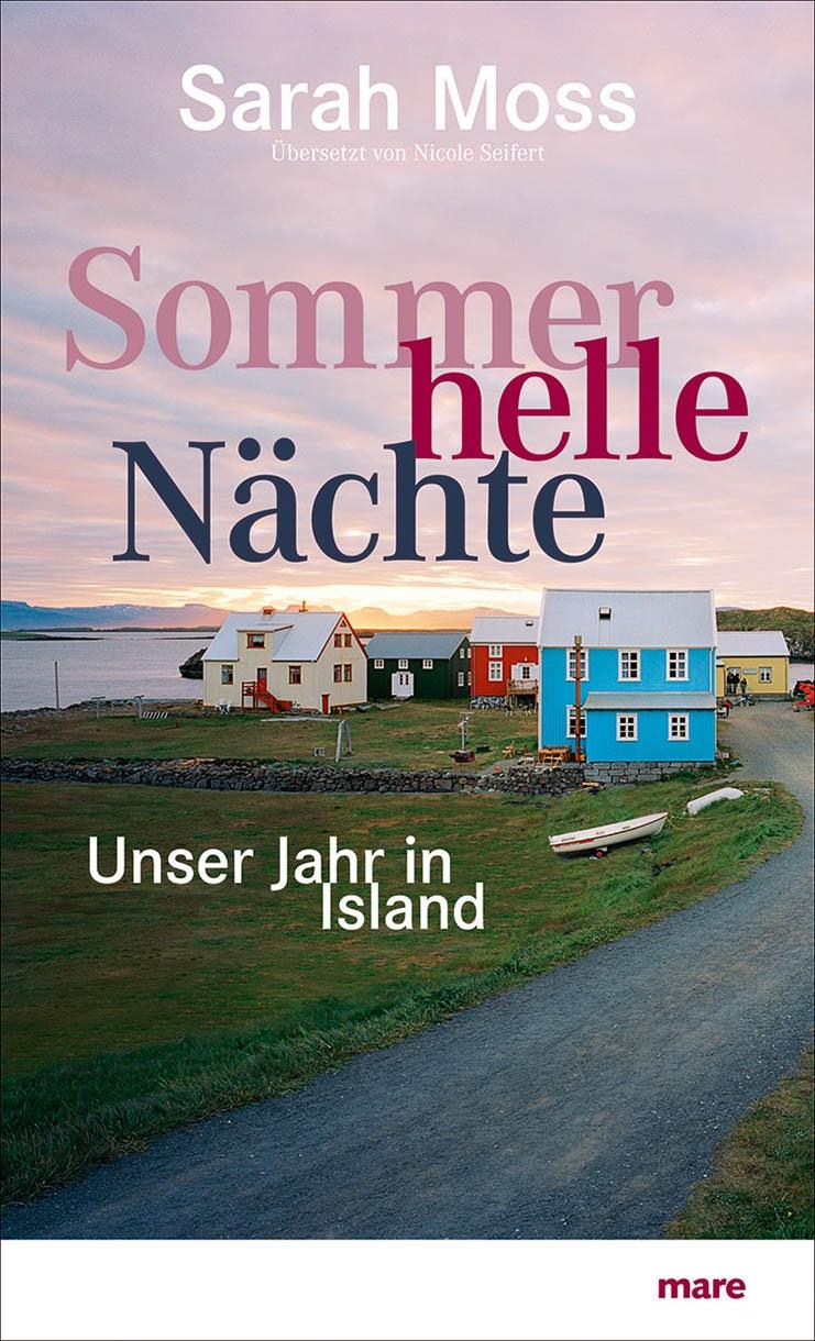 Sommerhelle Nächte   Moss, 2014   Buch (Cover)