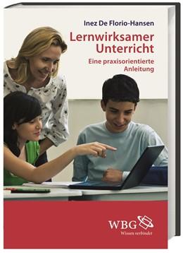 Abbildung von De Florio-Hansen | Lernwirksamer Unterricht | 1. Auflage | 2014 | beck-shop.de