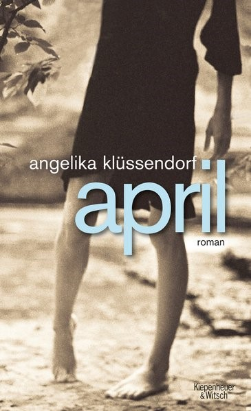 April | Klüssendorf, 2014 | Buch (Cover)