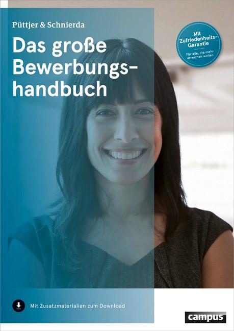 Das große Bewerbungshandbuch | Püttjer / Schnierda | 9. aktualisierte Auflage, 2014 | Buch (Cover)