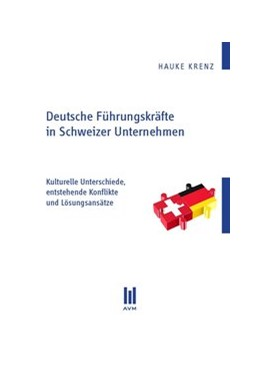 Abbildung von Krenz | Deutsche Führungskräfte in Schweizer Unternehmen | 1. Auflage 2013 | 2013