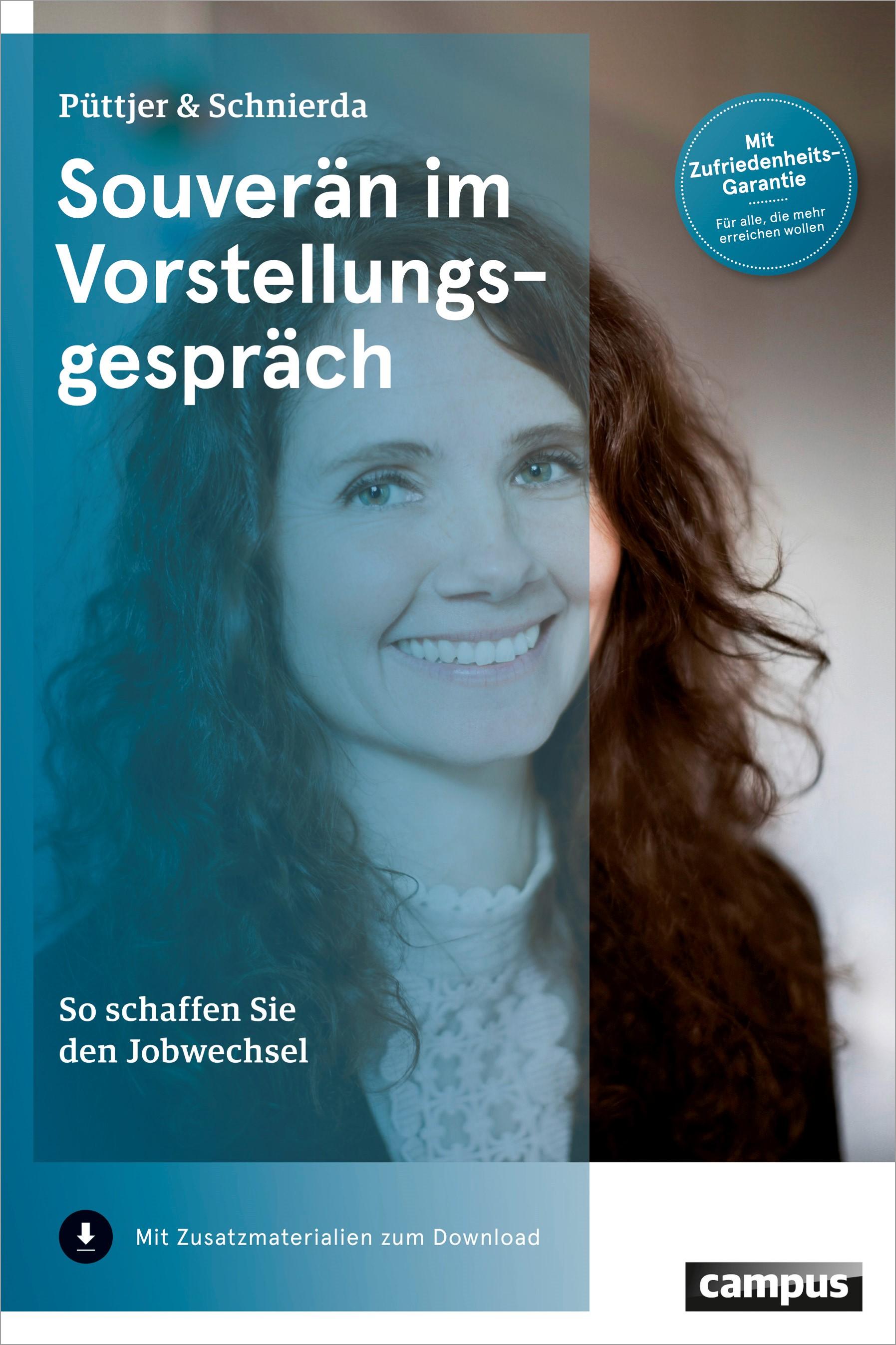 Souverän im Vorstellungsgespräch | Püttjer / Schnierda | 8. aktualisierte Auflage, 2014 | Buch (Cover)