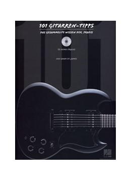 Abbildung von St. James | 101 Gitarren Tipps (Dt) | 1. Auflage | | beck-shop.de