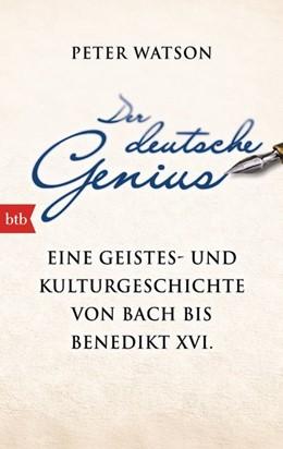 Abbildung von Watson | Der deutsche Genius | 1. Auflage | 2014 | beck-shop.de