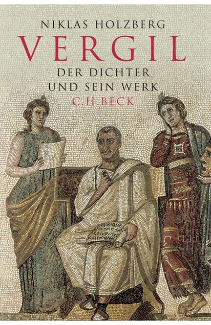 Cover: Niklas Holzberg, Vergil