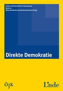 Abbildung von Direkte Demokratie | 1. Auflage | 2014 | beck-shop.de
