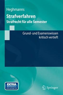 Abbildung von Heghmanns | Strafverfahren | 1. Auflage | 2014 | beck-shop.de