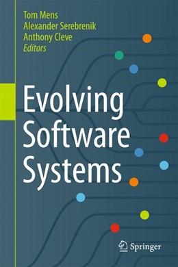 Abbildung von Mens / Serebrenik / Cleve   Evolving Software Systems   2014