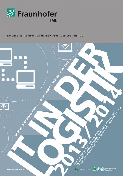IT in der Logistik 2013/2014 | / Ten Hompel, 2013 | Buch (Cover)