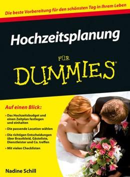 Abbildung von Schill | Hochzeitsplanung für Dummies | 2014